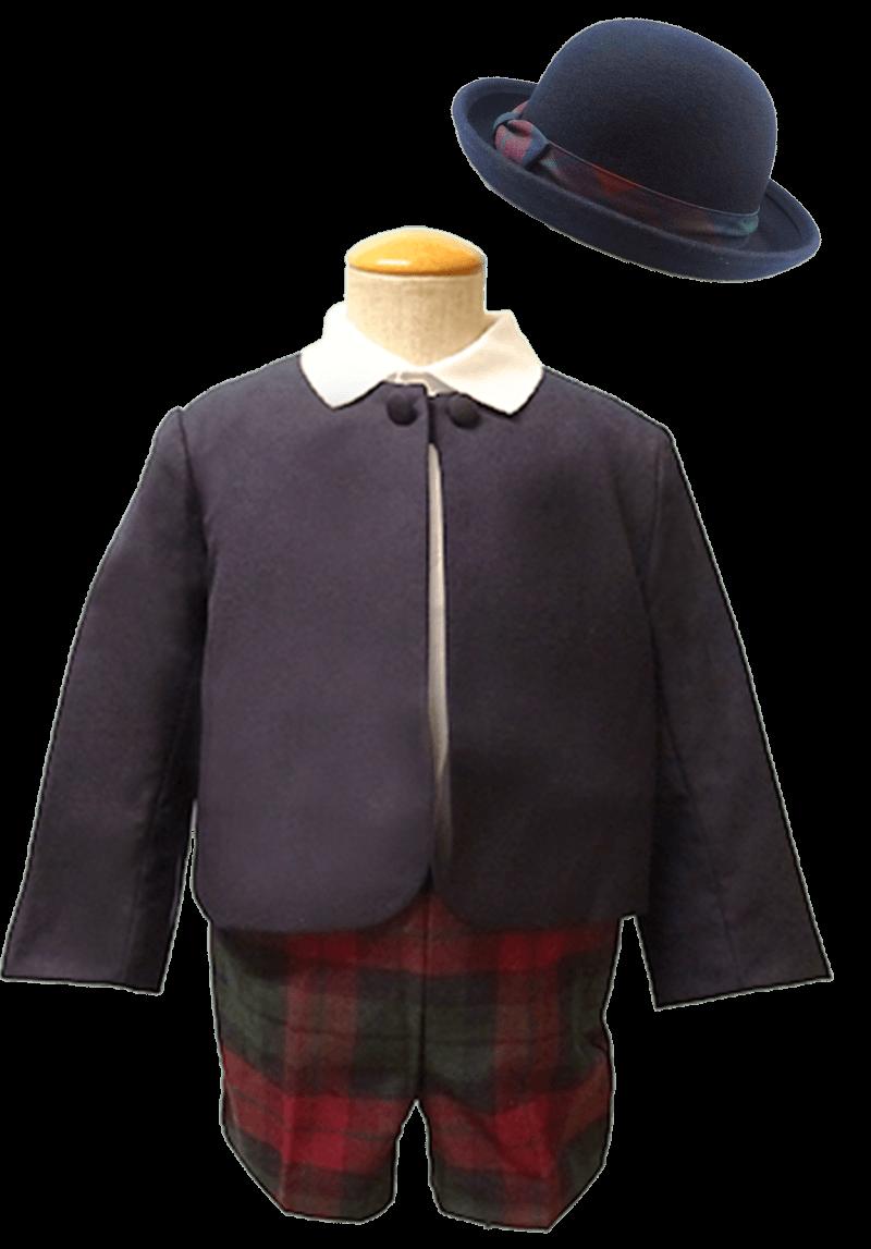 男の子の制服