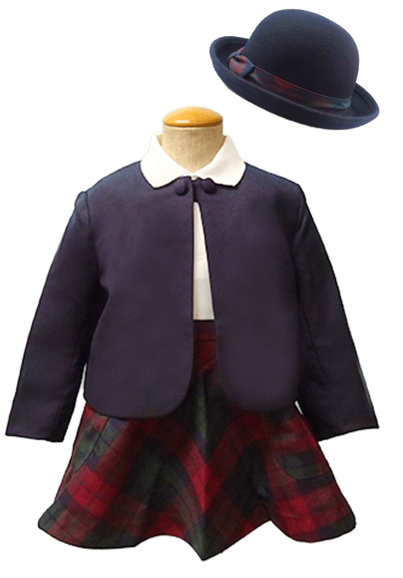 女の子の制服
